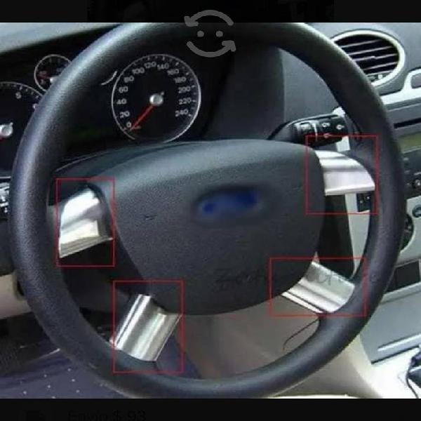 Set De Embellecedores De Volante Ford Focus