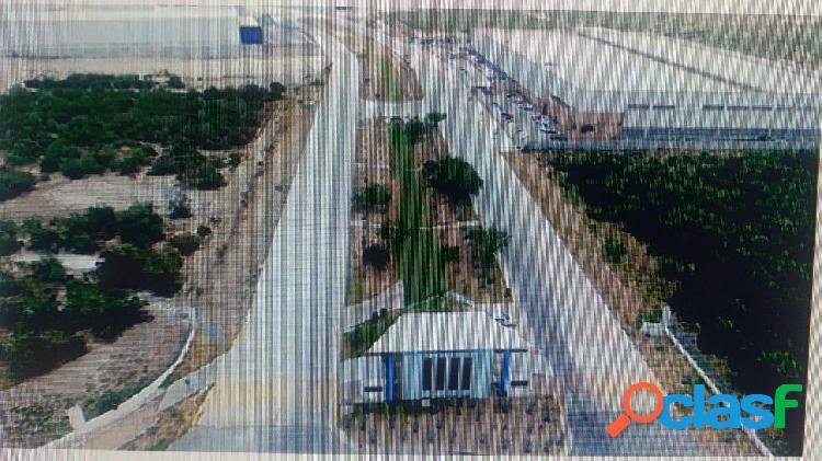 Terreno en Renta en Parque Industrial - Aeropuerto