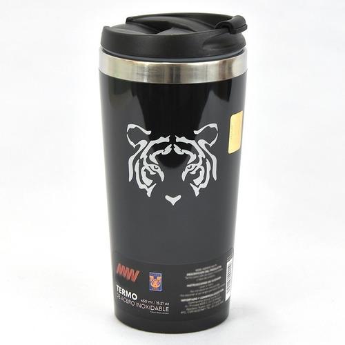 Tigres Uanl Vaso Termico 450 Ml 100% Original