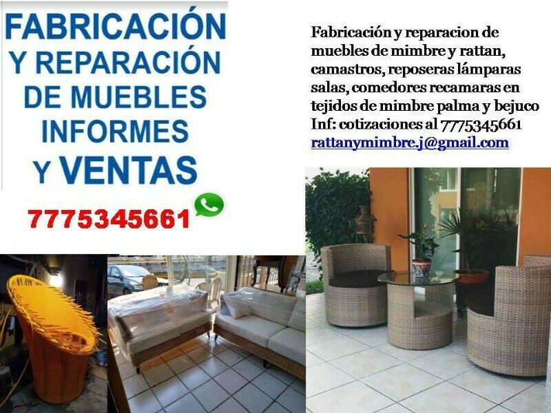 Venta y reparación de muebles