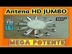 Antenas hdTV y soportes pantallas