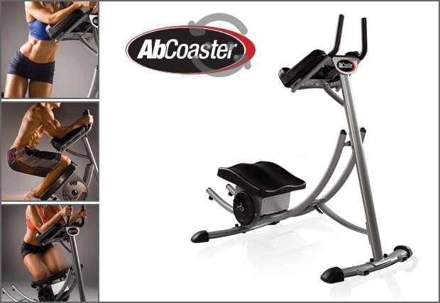 Ab Coaster Original 100% Primera Edicion Clasica