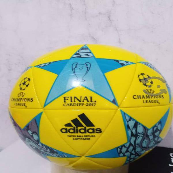 Balón de fútbol Adidas Champions no 4 y 5 nuevo