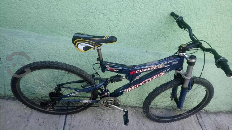 Bicicleta Benotto Incubo R26