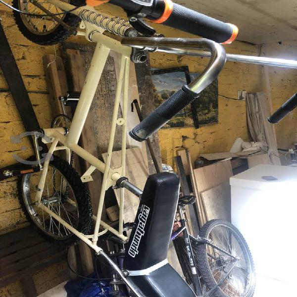 Bicicleta Vagabundo Windsor