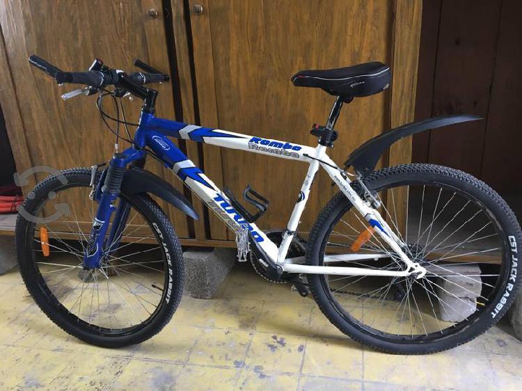 Bicicleta de montaña rodada 26 marca Turbo