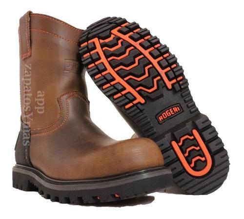 Botas De Trabajo Roper Piel Casquillo Seguridad Zapatosymas