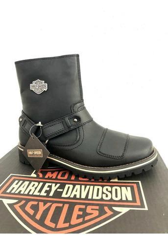 Botas Harley Davidson Gibraltar Piel 100% Originales