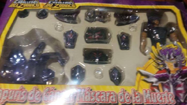 Caballero del Zodiaco Cáncer 2003 Remato