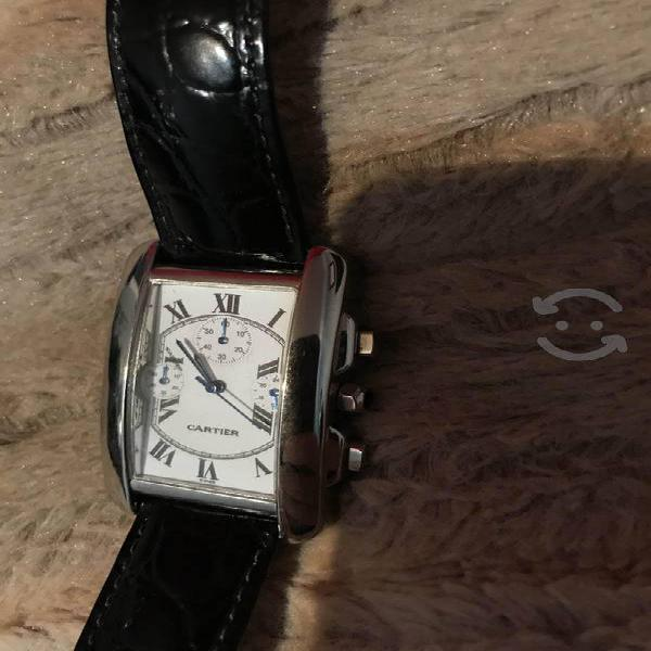 Cartier tank americaine replicate chrono