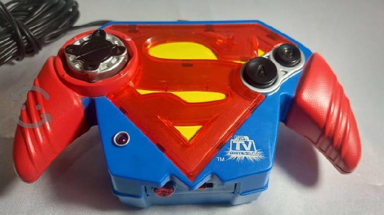 Consola Portatil Superman Tv Games Plug And Play