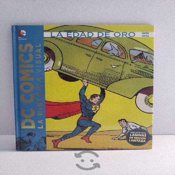 Dc Comics - Historia Visual - La Edad De Oro 1935
