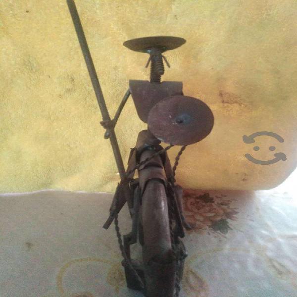 Don Quijote de la mancha metal