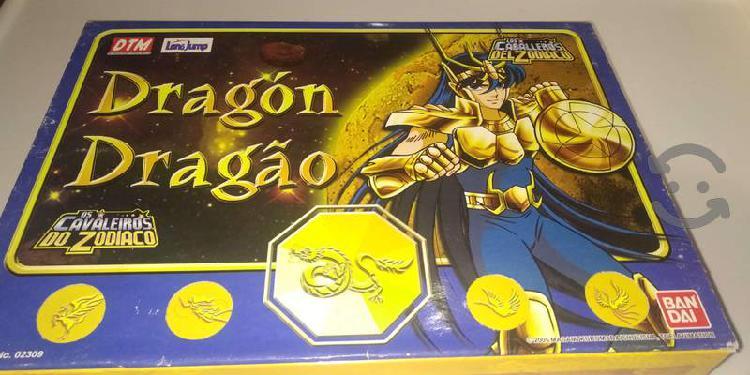 Dragon saint seiya armadura dorada nuevo