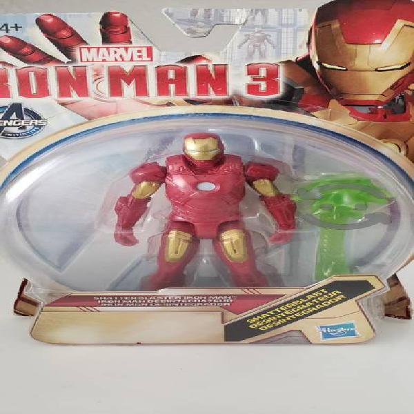 Figura Básica Iron Man