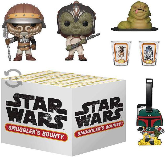 Funko Pop! Star Wars! Smuggler's Bounty Jabba's