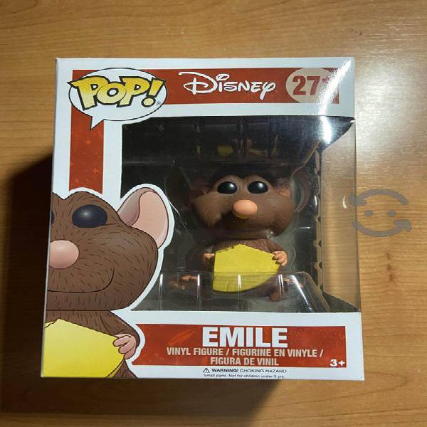Funko Pop de Emile