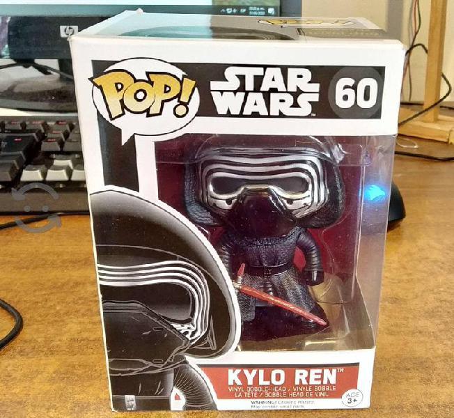 Kylo Ren Funko pop StarWars The Force Awakens #60