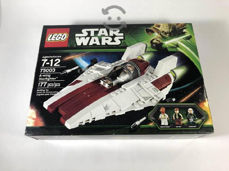 Lego Star Wars Set A-wing Starfighter