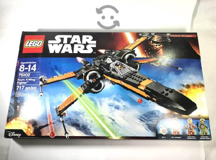 Lego Star Wars Set Poes X-Wing Fighter