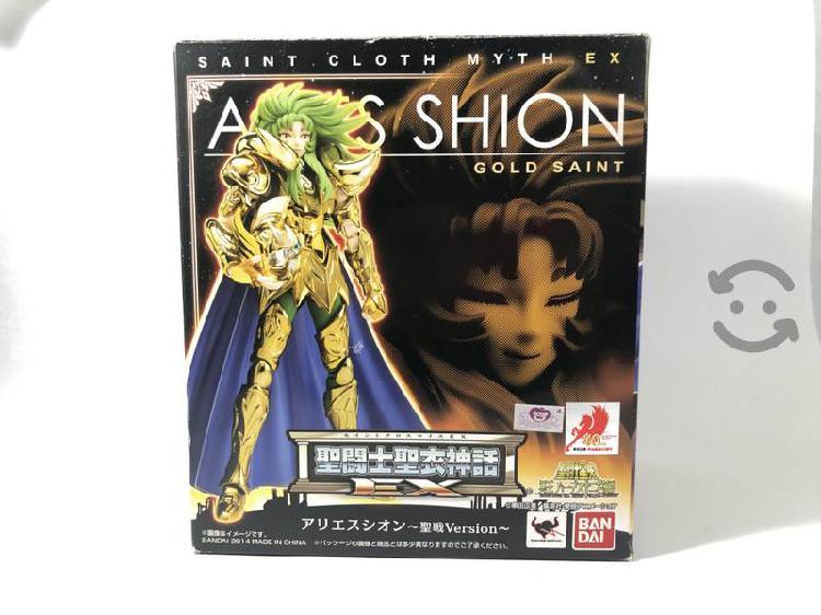 Myth Cloth Ex Shion de Aries