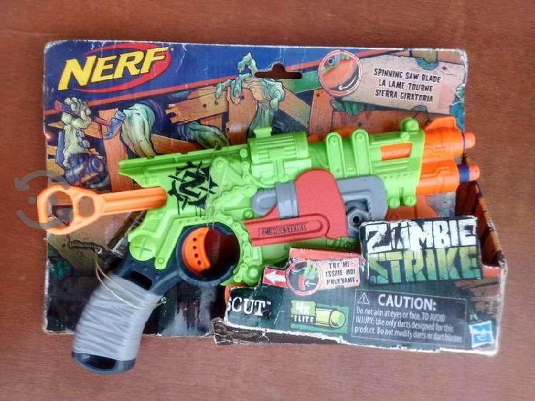 Nerf Zombie Strike/ Juguete