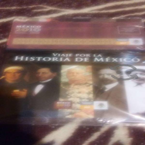 Revista viaje por la historia de méxico 2010 Nueva