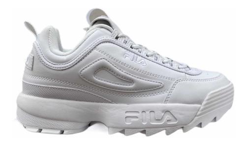 Tenis Fila Disruptor White Fw02936 148 Dancing Originals