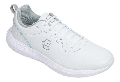 Tenis Para Hombre Charly Tipo Piel Casual / Deportivo