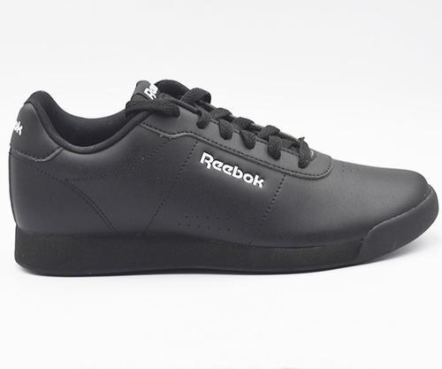 Tenis Reebok Royal Charm Original Nuevo Modelo Negro
