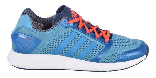 Tenis adidas Cc Rocket Boost M Azul Hombre