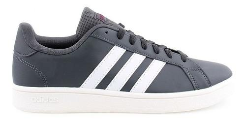 Tenis adidas Hombre Negro Grand Court Base Ee7907