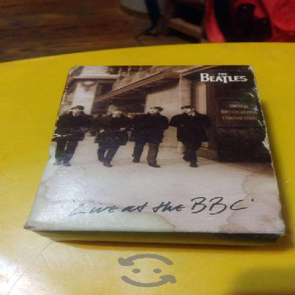 The Beatles Doble Cassette 1994