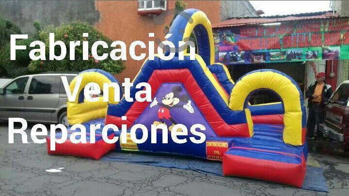 VENTA Y REPARACION DE INFLABLES