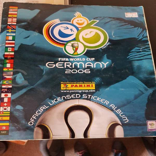 album mundial alemania 2006 completo