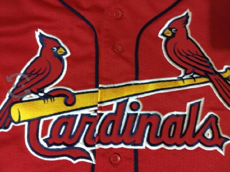 jersey béisbol cardenales de San Luis. MLB