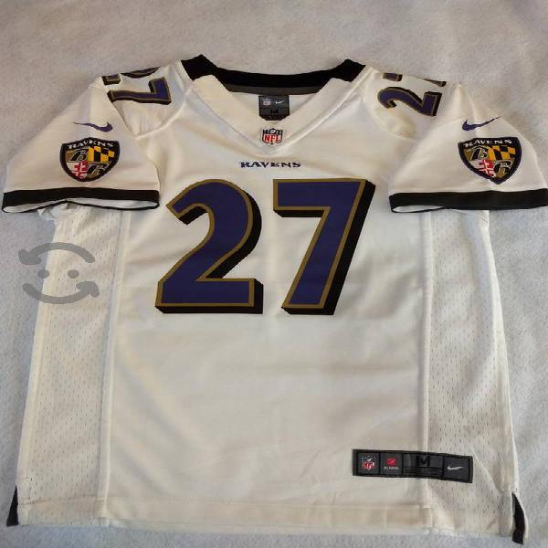 jersey cuervos de Baltimore Nike NFL niño