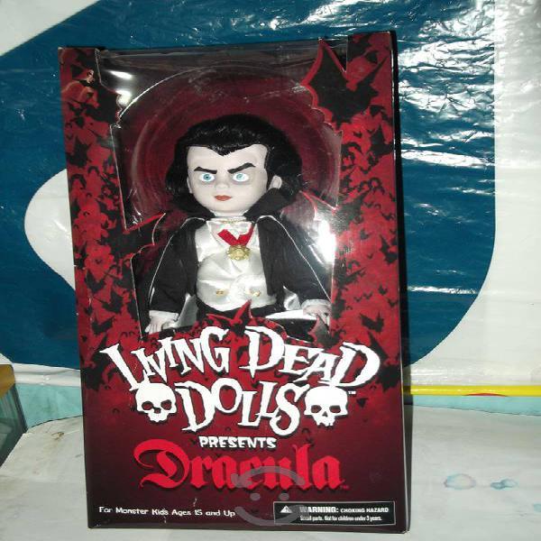 living dead dolls dracula