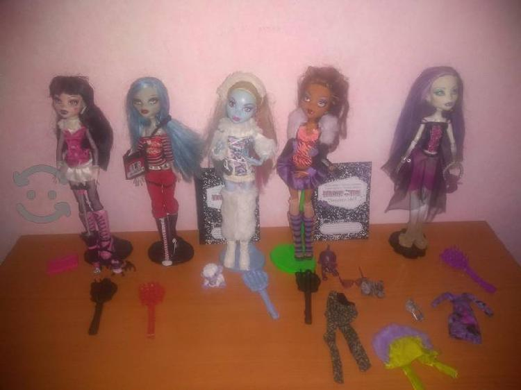 primeras muñecas originales monster high