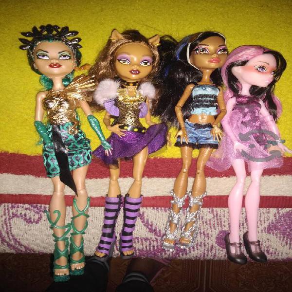 venta de muñecas monster high