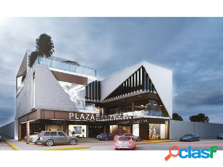 01549 SE VENDE LOCAL COMERCIAL EN PLAZA ZARAGOZA.
