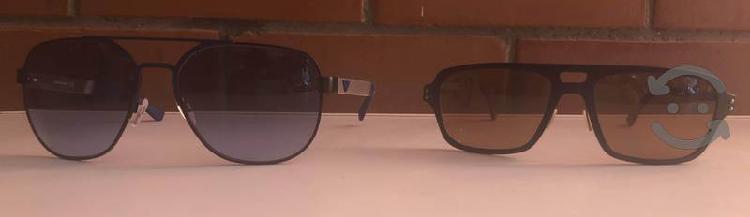 2 Gafas de Sol Originales v/c