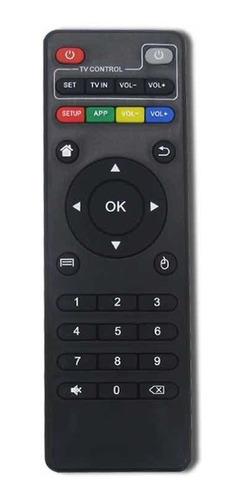 Control Remoto Android Tv Box Master Tv Box Blackpcs Maxi Tv