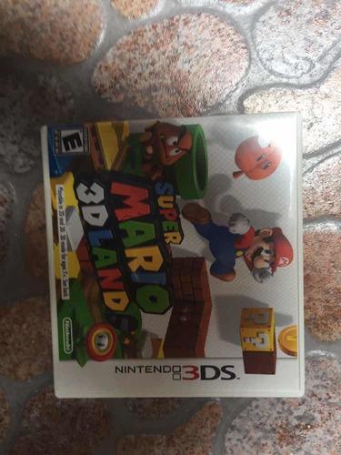 Juego De Nintendo 3d Super Mario 3d Land