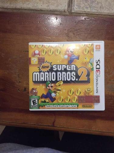 Juego De Nintendo 3d Super Mario Bros. 2