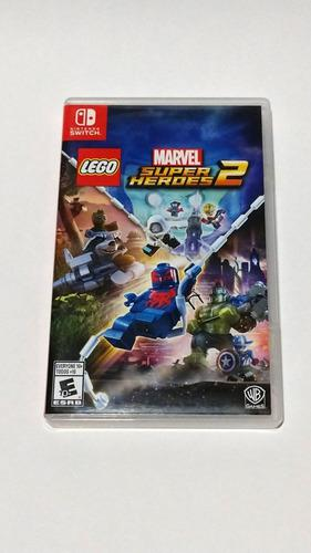 Juego Nintendo Switch Lego Marvel Super Heroes 2