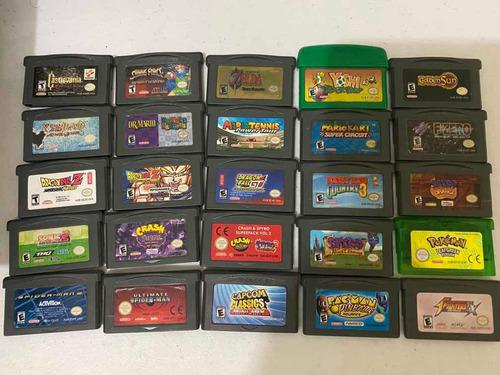Juegos Nintendo Game Boy Advance Originales Leer