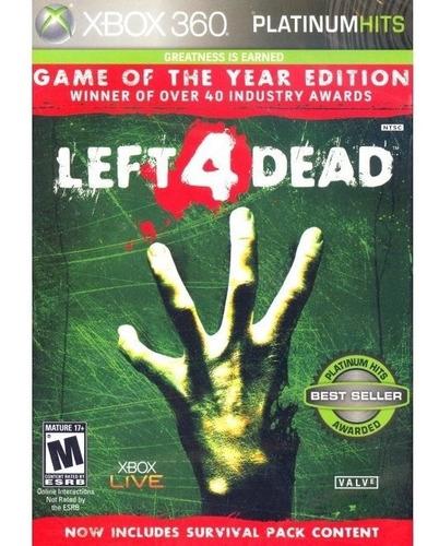 Left 4 Dead Goty Nuevo