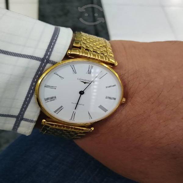 Longines reloj automático caballero