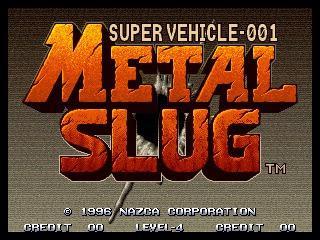 Metal Slug Super Colección De Juegos Para Tu Pc